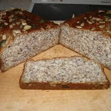 Rezept Eiweißbrot (Resteverwertung) Kohlenhydratames Brot nicht trocken (m. orig.) von matschi74 - Rezept der Kategorie Brot & Brötchen