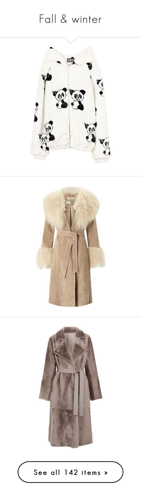 """Fall & winter"" by yh626 ❤ liked on Polyvore featuring outerwear, jackets, white jacket, puff jacket, fur puffer jacket, puffa jacket, fur jacket, coats, miss selfridge coats and tan faux fur coat"