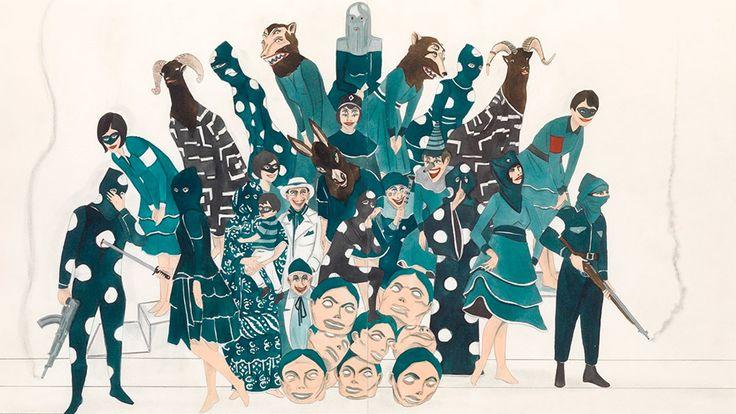 En lo más fffres.co: Dibujando una revolución, de Marcel Dzama, en La Casa Encendida: La Casa Encendida presenta la muestra… #Agenda