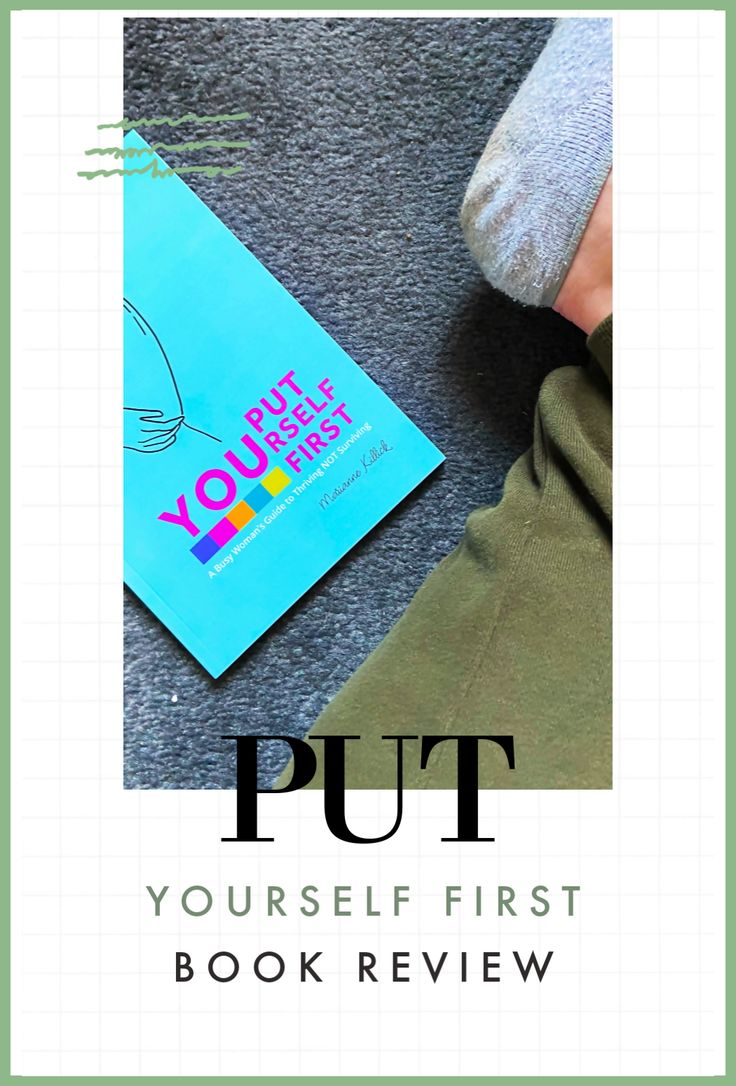 Book Review Put Yourself First Parenting hacks