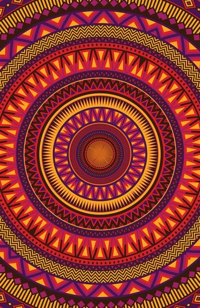 Mandala Aztec Pattern 2 Art Print by Diego Tirigall | Art ...