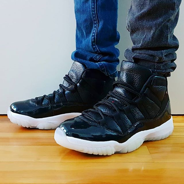 cb49f86c2458 Go check out my Air Jordan 11 Retro 72-10 on feet channel link in ...