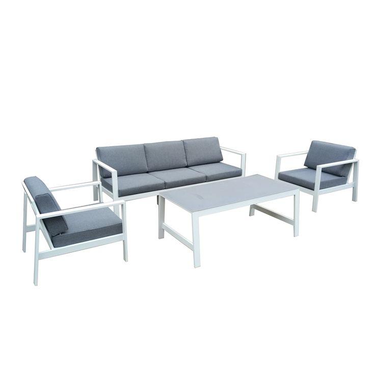Mimosa 4 Piece Coral Bay Sofa Setting | Bunnings Warehouse / $1399