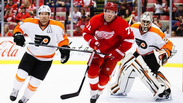 Detroit Red Wings vs Philadelphia Flyers live stream free   Detroit Red Wings vs Philadelphia Flyers live stream free on April 6-2016  Instead of stress on an opponent who has given them feel the emphasis is on enjoying the challenge. The Detroit Red Wings play host for the last time this regular season on Wednesday when they face the Philadelphia Flyers one of the closest in the race for playoff teams. Wings lost the first two games this season against the Flyers but they are sure of a…