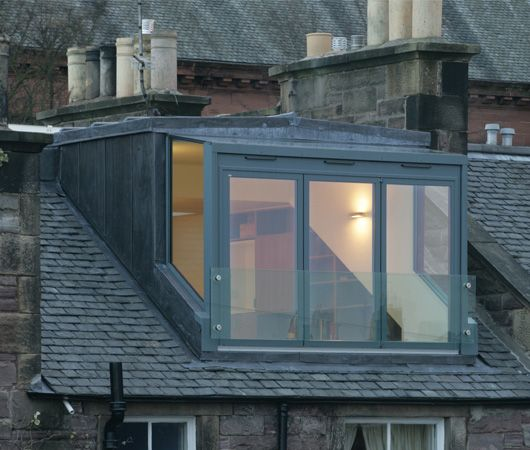 Cool attic windows