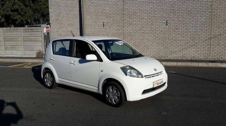 2006 Diahutsu Sirion 1.3 Automatic 2260000 km  insurance and warranty avaiable for vehicles up to 20 years -km max 300000