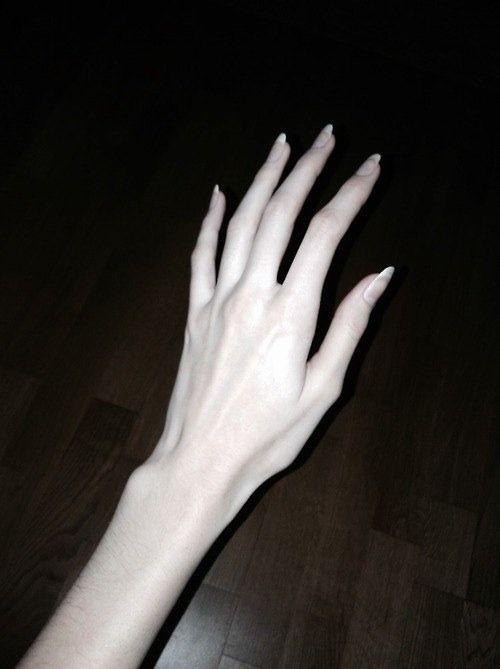 Mãos de pianista