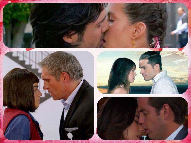 Te mostramos a las parejas románticas que han derrochado pasión dentro de las telenovelas ¡No te pierdas esta hermosa y tierna fotogalerías!