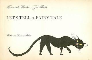 Let's Tell a Fairy Tale By Frantisek Hrubin and Jiri Trnka, 1954