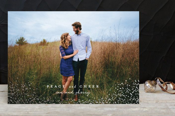 Peaceful Snow by Lori Wemple at minted.com