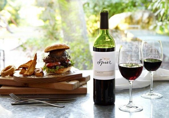 Spier winery in the Western Cape of South Africa.   spier.co.za