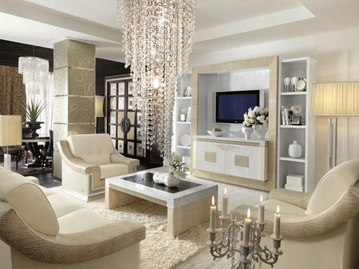 Decorating A Living Room. Luxury Living RoomsBeautiful ...
