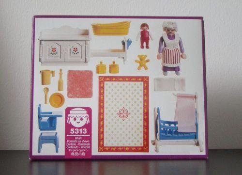playmobil 5313 zu puppenhaus 5300 neu ovp in hessen. Black Bedroom Furniture Sets. Home Design Ideas