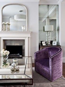 Drawing Room Kensington - traditional - Living Room - London - Gemma Zimmerhansl Interior Design Ltd