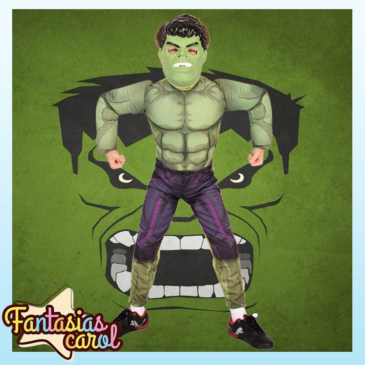 Confira essa super promoção na FantasiasCarol! Fantasia Hulk Infantil Luxo Vingadores 2 C/ Músculo por apenas...  Confira -> https://www.fantasiascarol.com.br/prod,idloja,25984,idproduto,4903248,fantasia-infantil-super-herois-fantasia-hulk-infantil-luxo-vingadores-2-c--musculo