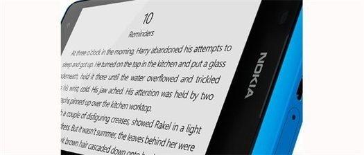 Nokia lanza su propia app para leer ebooks en Windows Phone - PC Actual