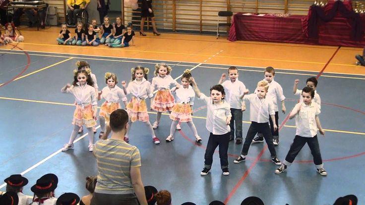 I miejsce w XVI Wawerskim Przeglądzie Tańca Nowoczesnego -- IV 2012