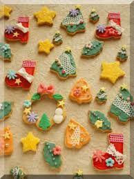 「アイシングクッキー クリスマス」の画像検索結果