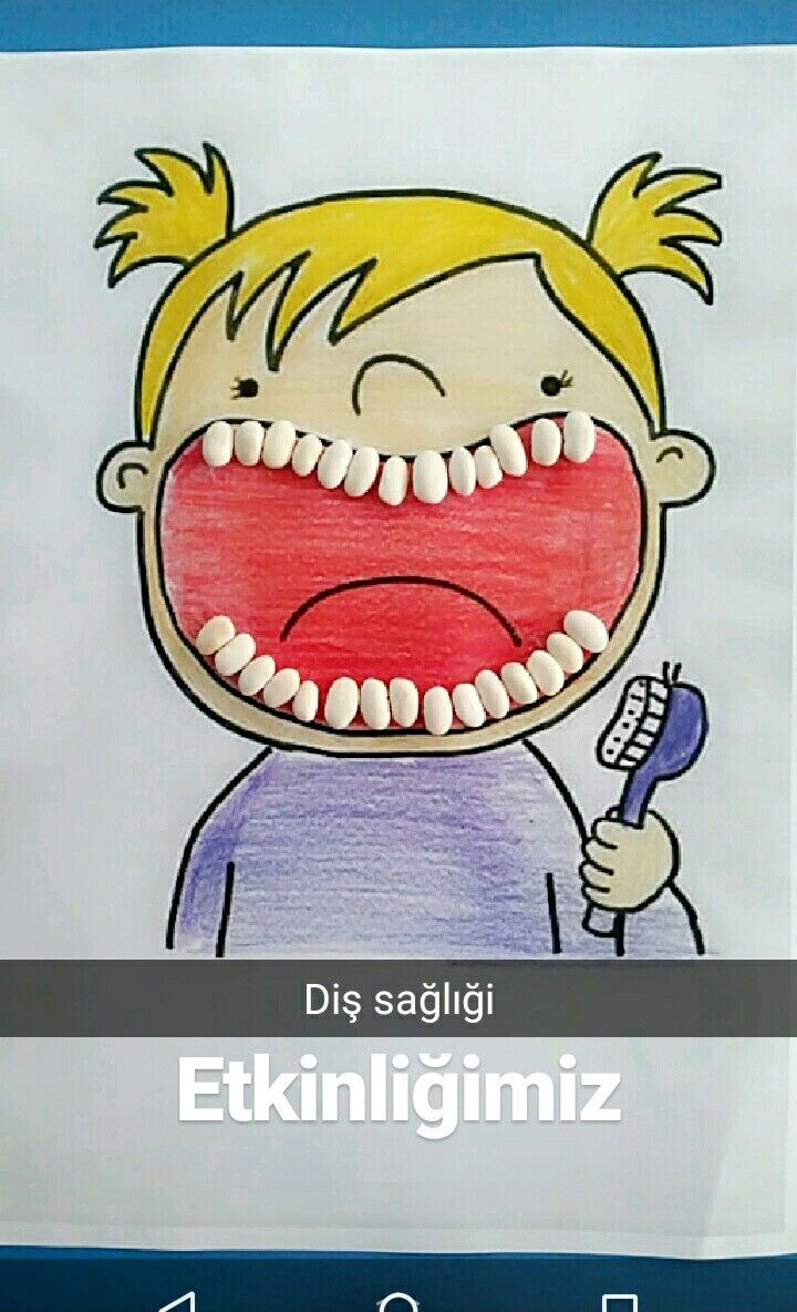 Okul öncesi diş sağlığı