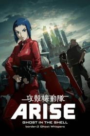Nonton Online Anime Ghost in the Shell Arise – Border 2: Ghost Whispers Sub Indo Cinema 21 Streaming