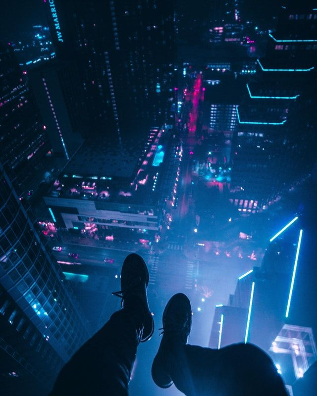 Reddit The Front Page Of The Internet Cyberpunk Aesthetic