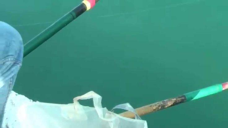 Рыбалка в Черном Море.  Сочи Россия