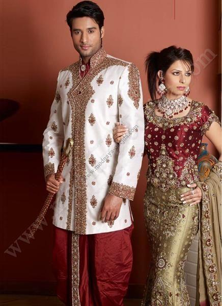 Национальные индийские брюки для мужчины