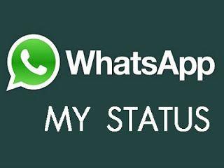 Como usar o MY STATUS, a nova atualização do WhatsApp http://www.marciacarioni.info/2017/02/como-usar-nova-atualizacao-do-whatsapp.html