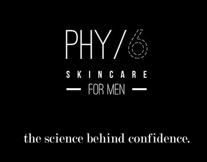 """Check out new work on my @Behance portfolio: """"Phy/6 Skincare Brand Development"""" http://be.net/gallery/33839190/Phy6-Skincare-Brand-Development"""