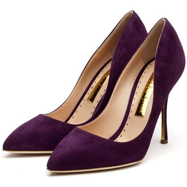 Rupert Sanderson High Heel Pumps found on Polyvore