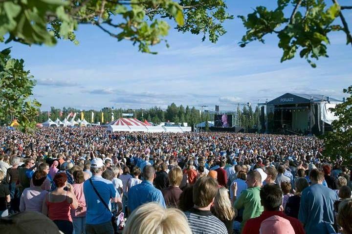 Pori Jazz Festival.....