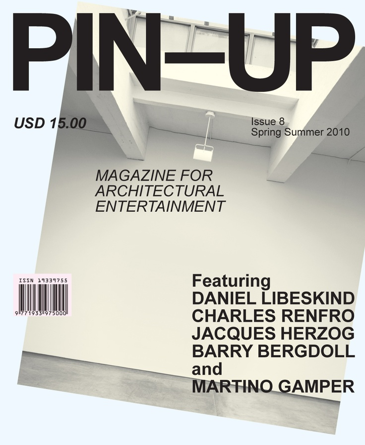 PIN UP / Magazine Design // Brands Like Us*