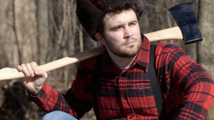 ¿Cómo son los lumbersexuales? Los hombres que se ciñen a esta tendencia son así: desaliñados, barbudos y amantes de las camisas de cuadros.