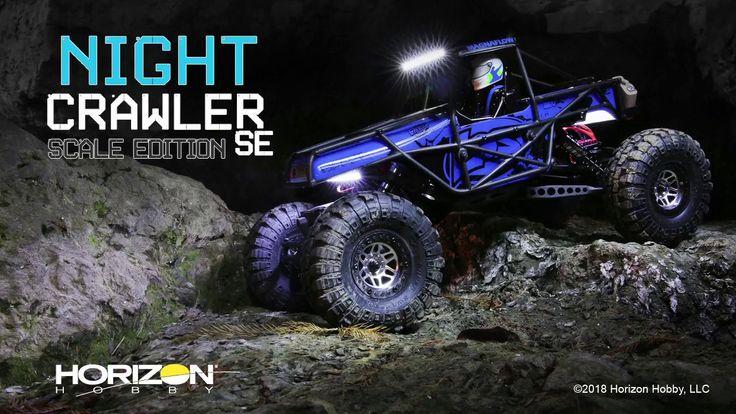 Losi Night Crawler SE RTR: 1/10 4WD Rock Crawler