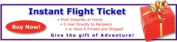 Skydiving Gift Certificates - The perfect gift for any occasion!!