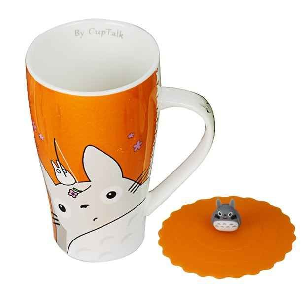 The cutest Totoro mug you've ever darn seen.