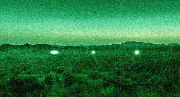 Mysterious Marfa Lights