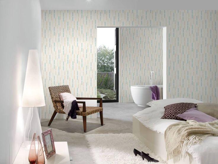 Die besten 25+ Wandverzierung Ideen auf Pinterest Malerei - moderne tapeten schlafzimmer