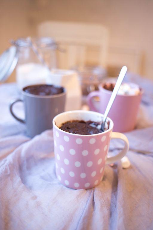 Mukikakku // Cake in a mug