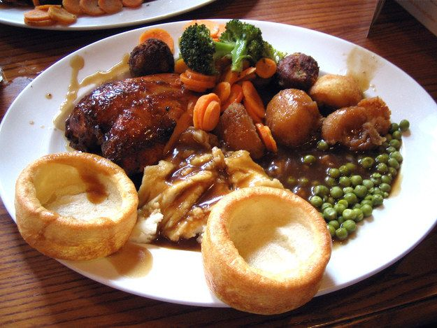 People are outraged at the news that popular pub chain J.D. Wetherspoon is removing the traditional Sunday roast from its menu. | People Are Shocked That Wetherspoon's Is Scrapping Its Traditional Sunday Roast
