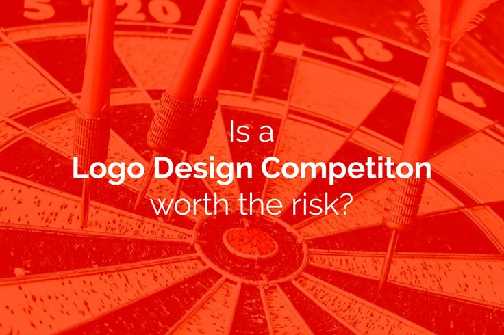Is a Logo Design Competition worth the risk?