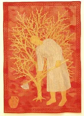 Ferenczy Noémi: Rügyező fa