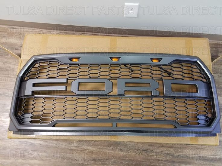 2015-2016 Ford F-150 Raptor Conversion Pre-Production Packaged Grille  #TDP