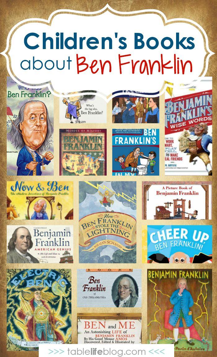 Benjamin Franklin Crossword Puzzle - Have Fun Learning