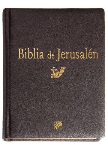 Biblia de Jerusalén manual 4ª edición - modelo 2