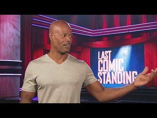 Last Comic Standing - Season 8: Keenen Ivory Wayans Interview -- Judge Keenen Ivory Wayans discusses the new and improved Last Comic Standing. -- http://www.tvweb.com/shows/last-comic-standing/season-8--keenen-ivory-wayans-interview
