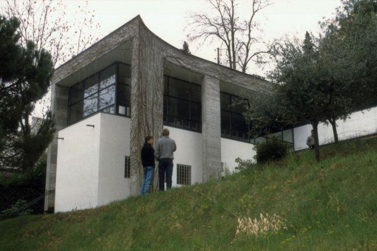 asqimo: 1975-77 Luigi Snozzi Casa Bianchetti... - ||||||||||||||||||||||||||||||||||||||||||