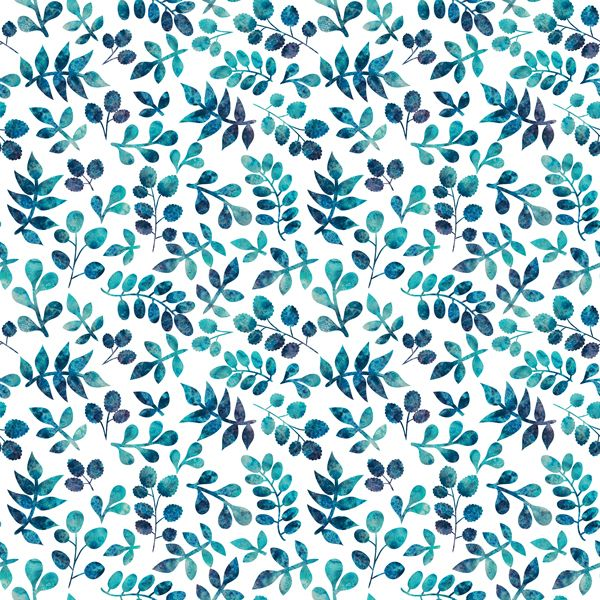 Fresh Pattern by Pridumala, via Behance