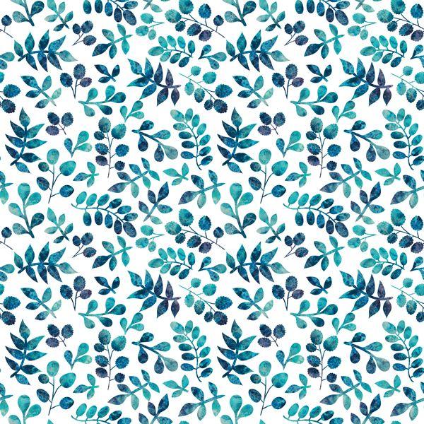 Fresh Pattern by Pridumala, via Behance
