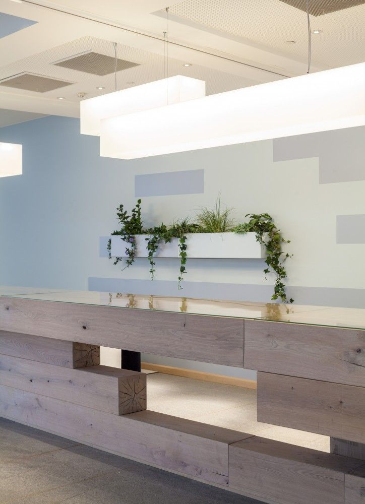 Positive & negative play on rectangle units / Quality Hotel Expo / Haptic Architects